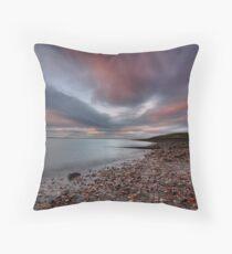 Cockenzie Bay 3 - Tonemapped Throw Pillow
