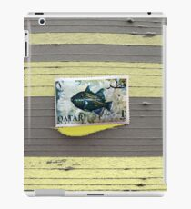 stamp iPad Case/Skin
