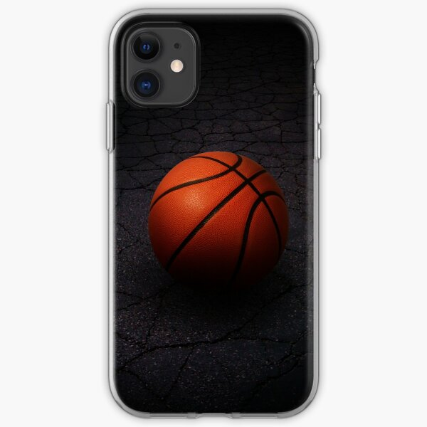 Basketball solitaire Coque souple iPhone