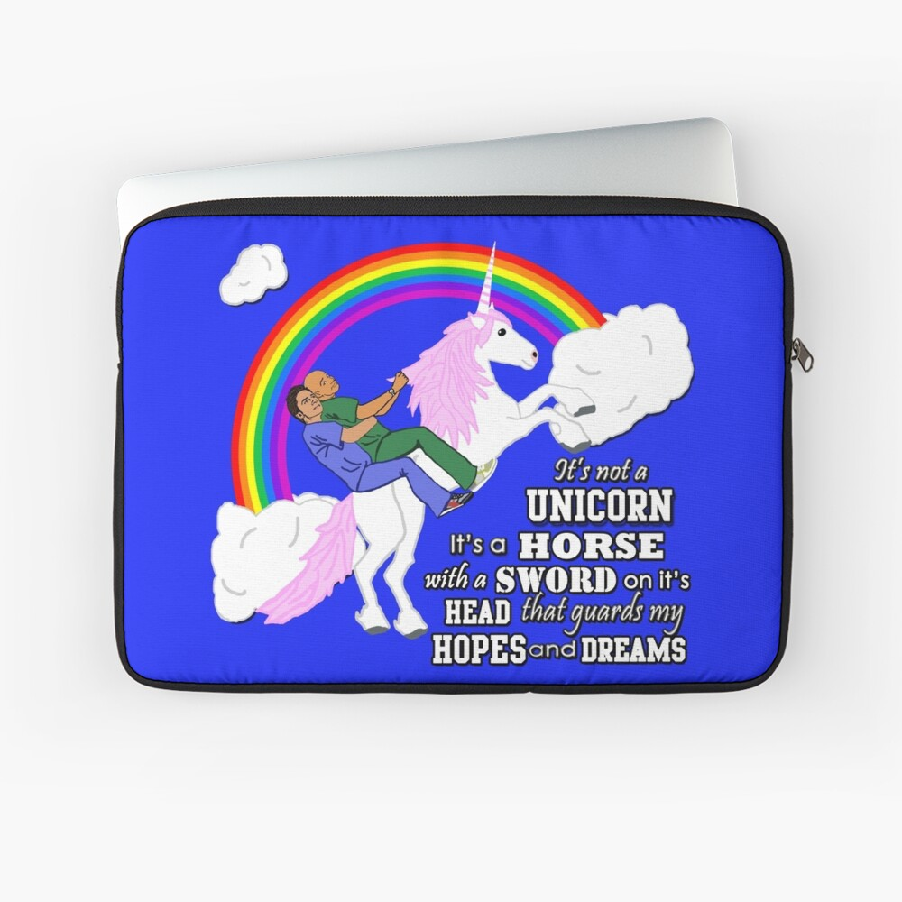 Turkicorn Laptoptasche