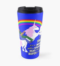 Turkicorn Travel Mug