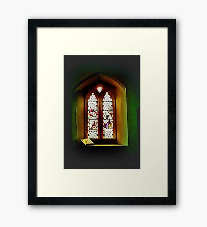 I See The Light Framed Print