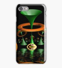 The All New Ultrasonic Megaphonic Speaker System iPhone Case/Skin