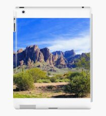 Supersititon  Mountain,  AZ iPad Case/Skin