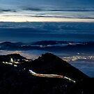 « Ascencion du mont Fuji » par Jonathan B. Roy