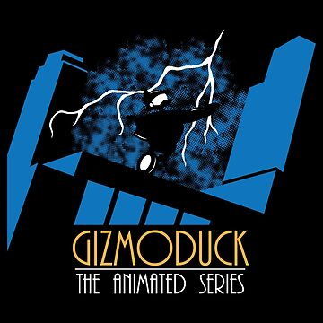 Gizmoduck The Animated Series by JRBERGER