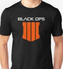 Black Ops 4 Logo leak Unisex T-Shirt