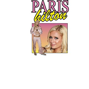 Paris Hilton 90s Style Shirt by charliegdesign