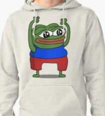 HYPERS PepeHype Pullover Hoodie
