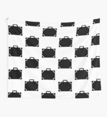 Suitcase Wall Tapestry