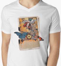 BAD AT LOVE Men's V-Neck T-Shirt