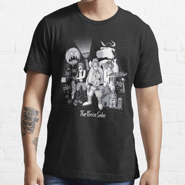 The Force Side Essential T-Shirt