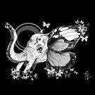 Back to Black Elephant *Limited by theblackdavinci