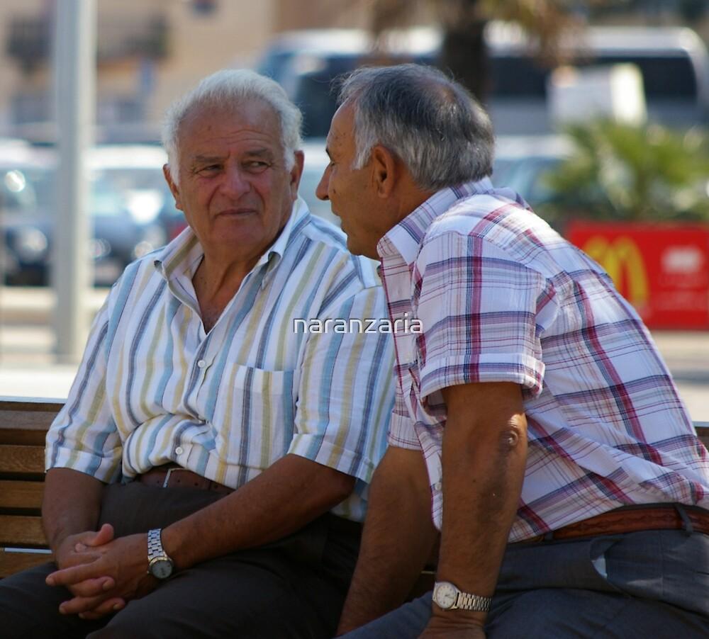 Two gentlemen from Sardinia. by naranzaria