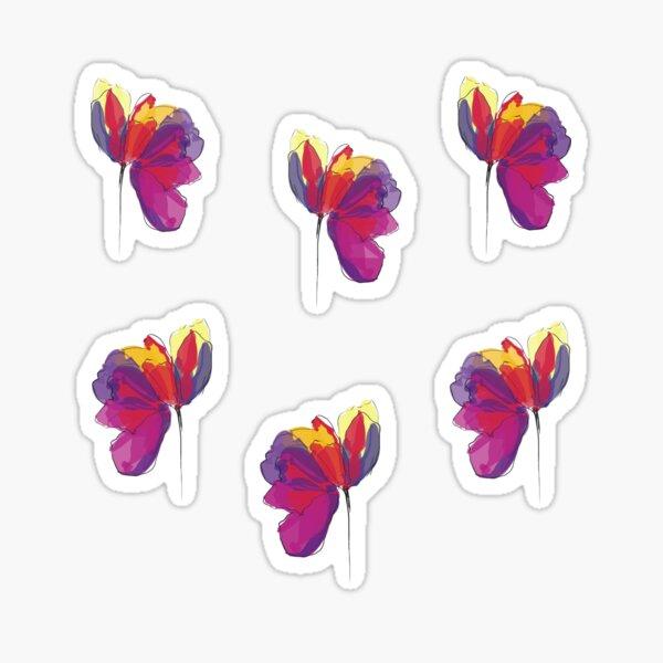 Kikunoie Bloom #2 Sticker