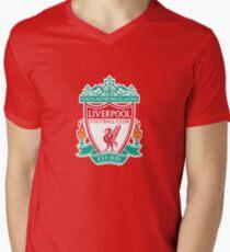 Liverpool Football Club Men's V-Neck T-Shirt