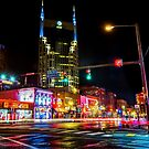 The District - Nashville Tennessee by Gregory Ballos
