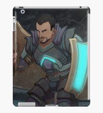 Terrene Odyssey - Jack the Galvanic  iPad Case/Skin