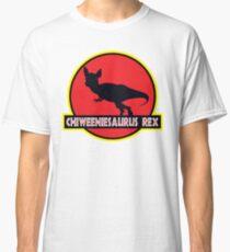 Chiweeniesaurus Rex Classic T-Shirt
