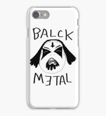 Balck Metal iPhone Case/Skin