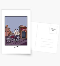 Marrakesch Postkarten