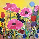 Pink Poppies  by RobinPedrero