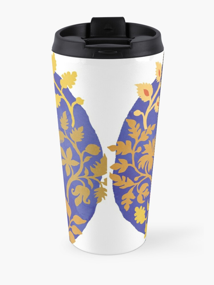 Alternate view of Women Belong In All The Places Where Decisions Are Being Made, Ruth Bader Ginsburg Travel Mug