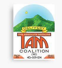 TAM Coalition Canvas Print