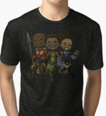 Panther Trio Tri-blend T-Shirt