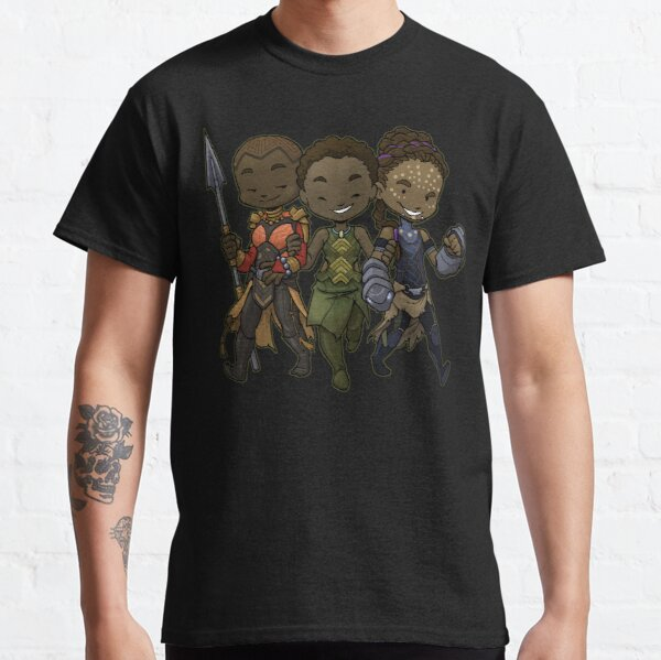 Panther Trio Classic T-Shirt