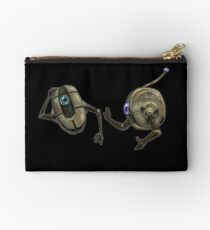 Terrene Odyssey - Scoops McGee and Johnny Donuts (Black) Studio Pouch