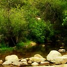 Green Tranquility by HeavenOnEarth