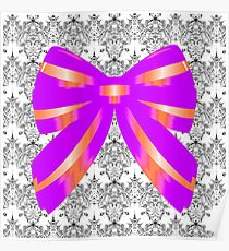 The Pink Bow Poster