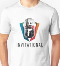 Rainbow Six Siege Invitational  Unisex T-Shirt