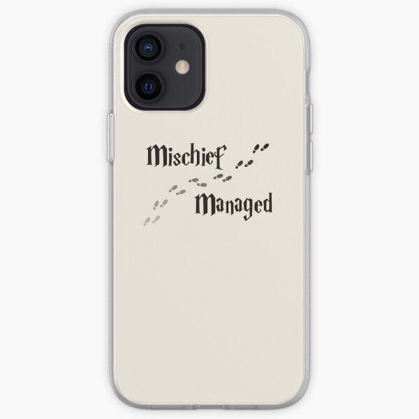 Mischief Managed iPhone Soft Case