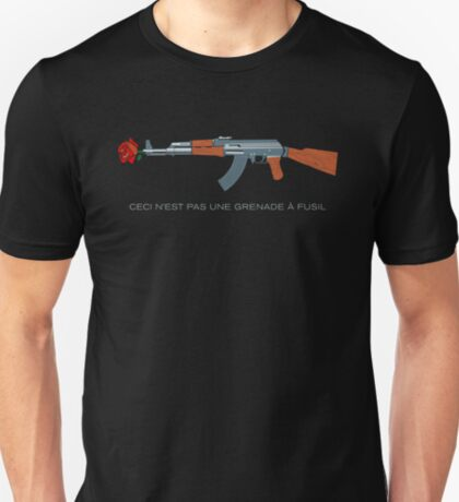 This Is Not A Rifle Grenade T-Shirt