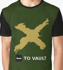 Rainbow 6 Siege : Press space to vault Graphic T-Shirt