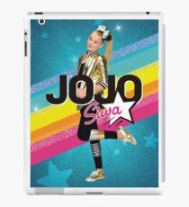 JOJO SIWA - STARS & GLITTER RAINBOW iPad Case/Skin