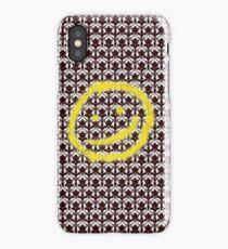 Literal BBC Sherlock Pattern iPhone Case/Skin