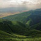 Licht und Schatten, Shipka, Bulgarien von atomov
