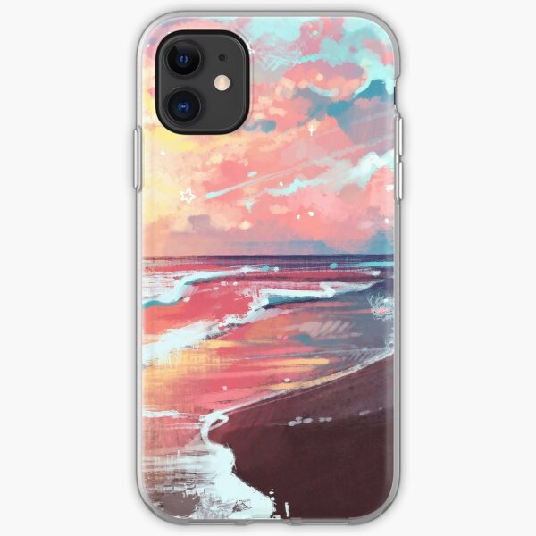 Study of the Sea iPhone Soft Case