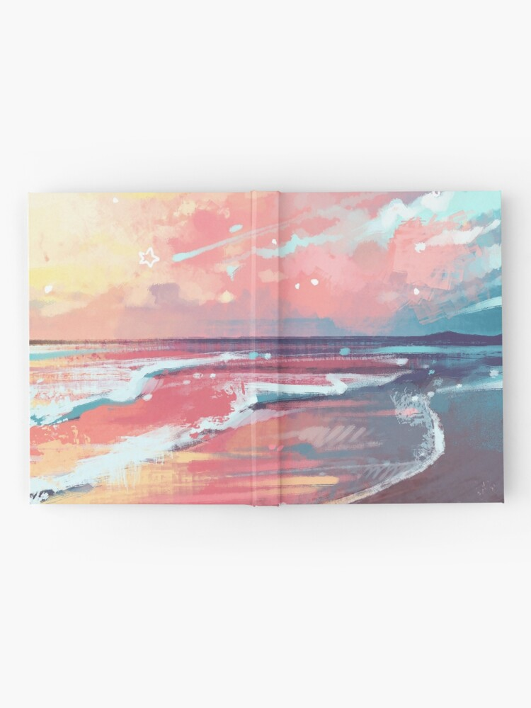 Alternate view of Study of the Sea Hardcover Journal