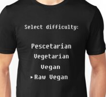 Select your difficulty Unisex T-Shirt