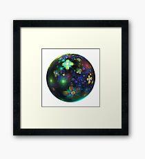 Fantastic world Framed Print