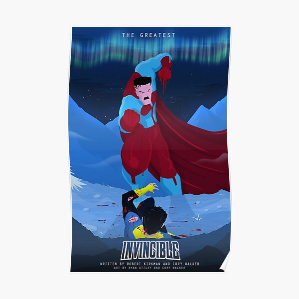 La découverte (invincible) Poster