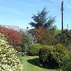 An English Country Garden in Spring von MidnightMelody