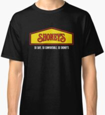 so shoneys so safe  Classic T-Shirt
