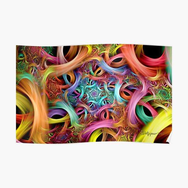 BWrands Escher Spiral Poster