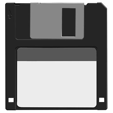 Floppy Disc by JNTremblay