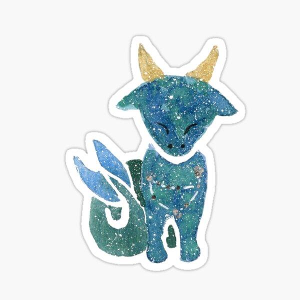 Cutie Capricorn Sticker